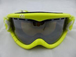 Electric EG1K Kids Snow Goggle Toxic Snot - Bronze/Silver Chrome Lens