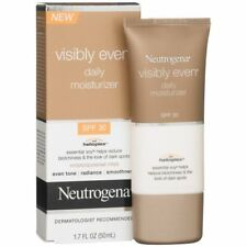 Neutrogena Visibly Even Daily Moisturizer SPF 30,1.7 Oz (Pack Of 2 Tubes)