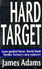 Hard Target, Adams, James, Very Good Book