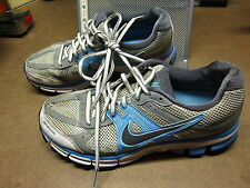 NIKE running shoes women's size 8.5 athletic tennis Fitsole 2 Zoomair 2010