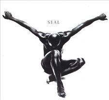 Seal - Seal w/ Gold Promo Stamp (Promo CD)