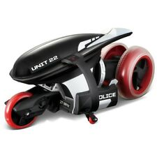 Maisto Cyklone 360 Police Remote Control Racing Bike Cyclone Concept