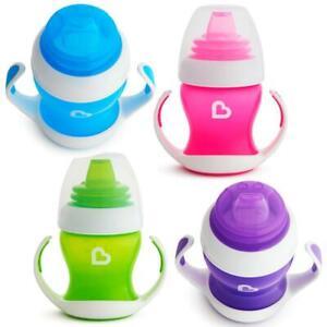 Munchkin Baby Toddler Drinking Trainer Gentle Transition Cup 125ml 4 Months +