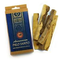 Palo Santo Raw Incense Wood - Amazonian Premium - 5 sticks pack