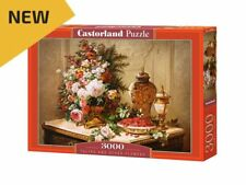 """Castorland Puzzle 3000Pieces Tulips and other Flowers 36""""x27"""" Sealed box C300488"""