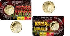 "België 2½ euro 2018 coincard ""WK Voetbal"" in BU Nederlands"