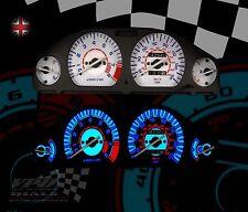 Rover 200 Speedo Dash Interior Cluster Panel Light Ampoule Personnalisé Mise à niveau Dial Kit
