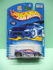 ZENDER FACT 4 HOT WHEELS 2002 BLISTER US 1/64 3 INCHES 1