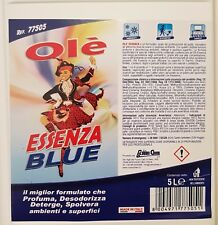 Olè Essenza Blu Oiè Essenza Blu Detergente Profumato (Agrumi - Chiodi Garofano )