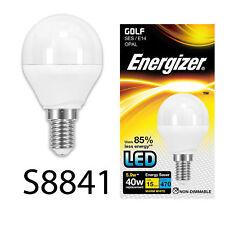 Energizer 5.9 Watt LED Ses E14 Piccolo TAPPO A VITE risparmio energetico luce Golf Lampadina 40W