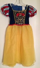 Halloween Girls' Disney Princess Snow White Costume 4 - 6 X