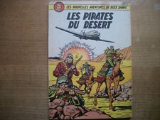 Buck Danny :Les pirates du désert par Hubinon et Charlier.E0 de 1952
