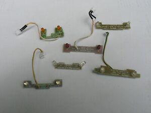 Verschiedene Carrera Evolution Digital 132 Beleuchtungsplatinen Lichter
