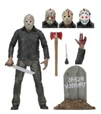 """NECA - Friday the 13th - 7"""" Scale Action Figure - Ultimate Part 5 Jason Voorhees"""