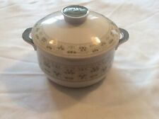 "Royal Doulton"" SAMARRA"" Lidded Casserole Dish Pot"