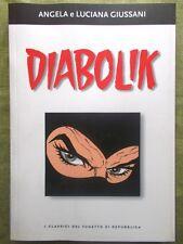 I classici del fumetto di Repubblica - Nr. 7 DIABOLIK