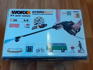WORX WG630E1 Brushless Cordless Pressure Washer - 20V