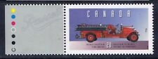 Canada #1605q 1996 20 cent Vehicles BICKIE CHIEFTAIN FIRE ENGINE (1936) MNH