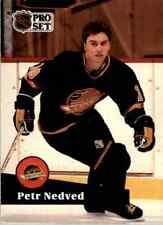 1991-92 Pro Set Petr Nedved #235