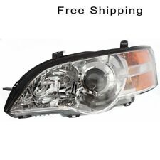 Head Lamp Assembly Driver Side Fits Subaru Legacy Outback 2006-2007 SU2502123