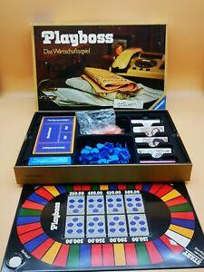 Playboss: Das Wirtschaftsspiel - Ravensburger Vollständig
