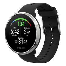 Polar Ignite GPS Watch Black/Silver Small