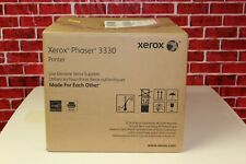 xerox phaser 3330 PRINTER BRAND NEW