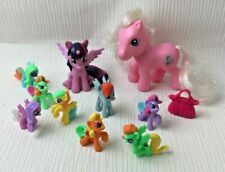 My Little Pony Toy Bundle Various Ranges Some Minis x 10 Used Condition W709