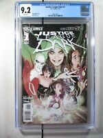 Justice League Dark #1 2011 1st Appearance - CGC 9.2 HBO Max - New Slab!