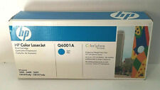 HP Q6001A Cyan Toner Cartridge New Sealed Box