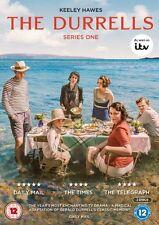 The Durrells Season Series 1 One DVD R4 New Sealed