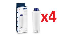 4 confzioni Filtri acqua anticalcare macchine da caffe Delonghi DLSC002