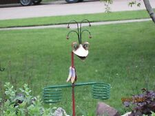 Antique Bird Feeder Like No Other Must See Ornamental