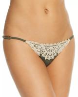 Blue Life Eclipse Skimpy Bikini Bottom MSRP $75 Size S # U8B 310 NEW