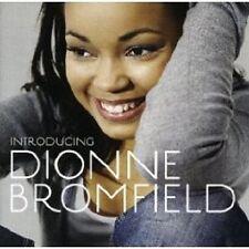 """DIONNE BROMFIELD """"INTRODUCING DIONNE BROMFIELD"""" CD NEU"""