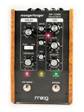 Moog MF104M Moogerfooger Analog Delay Effects Pedal - Black