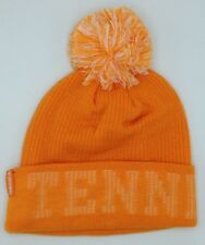 Ncaa Tennessee Volunteers Adidas Cuffed Pom Knit Hat Cap Beanie Style #Km28Z New