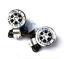 2pcs 12V Car Motorcycle Speakers Only Radio MP3 iPod Audio New I TK11S