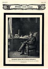 Zum Tode des Altreichskanzlers Fürst zu Hohenlohe- Schillingsfürst H. Bauer 1901