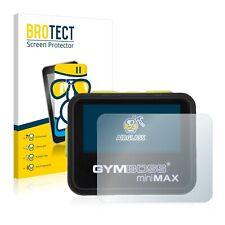 Protector de pantalla para protección de película de vidrio templado Gymboss Minimax