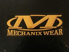 Mechanix Wear decal/sticker nascar arca indy car gloves racing mechanic ansell