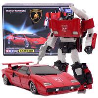 Masterpiece MP-12 Sideswipe Lambor LP500S Transformers Action Figure KO Toy