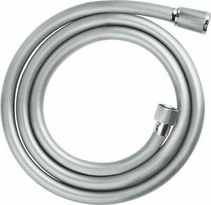 Genuine Grohe 28151001 Relexaflex Shower Hose 1500 Silver Universal Connection