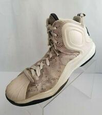 Adidas Derrick Rose 5 Boost OG Superstar Basketball C77249 Mens Beige Shoes 12.5