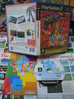 Playstation 2 PS2:Graffiti Kingdom [TOP TAITO & 1ERE EDITION] COMPLET - Fr