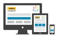 Homepage Baukasten mit Wunschdomain - Premium Website im Handumdrehen erstellen!