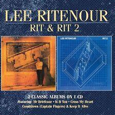 Lee Ritenour - Rit / Rit 2 [New CD] UK - Import