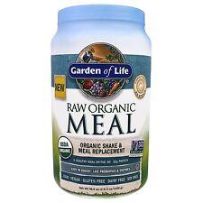 Garden of Life Raw Organic Vegan Shake, Meal Replacement 36.6oz (1038g)