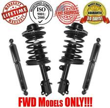 Front Complete Struts and Rear Shocks for Town & Country Grand Caravan FWD ONLY!