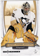 MARC-ANDRE FLEURY, PITTSBURGH PENGUINS, RARE NHL CARD, 2.